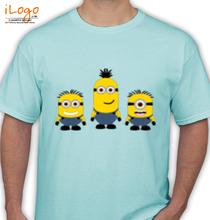 Minion minions-bob-kevin T-Shirt