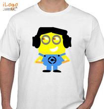 Minion rocker-minion-by-jeproxy T-Shirt