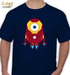 jtQEHW minion ionman - T-Shirt