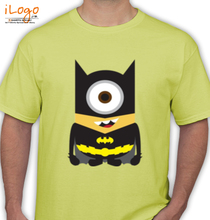 Minion batman-minion- T-Shirt