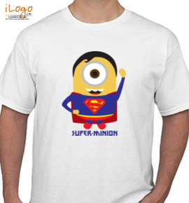 Minion Superman - T-Shirt