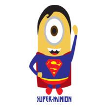 Minion Minion-Superman T-Shirt