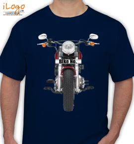 Harley Davidson Personalised - T-Shirt