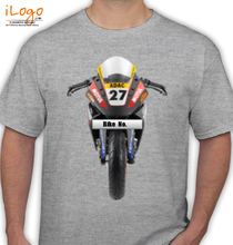 Bike Numbered T-Shirts