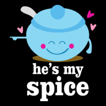 Couple he%s-my-spice T-Shirt