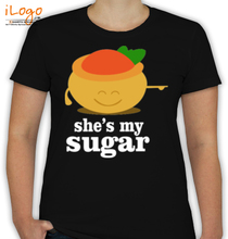 Couple he%s-my-spice- T-Shirt