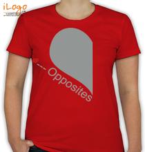 Couple opposites T-Shirt
