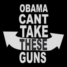 THESE-GUNS T-Shirt