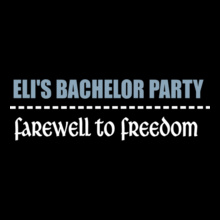 Bachelor Party ELI%S-BACHELOR-PARTY T-Shirt