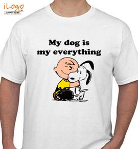 MY DOG - T-Shirt