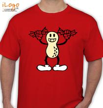 Peanut Peanuts-%B%C-DDP% T-Shirt