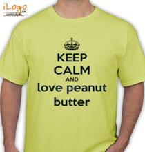 Peanut Peanuts-love-butter T-Shirt