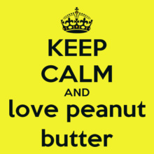 Peanuts-love-butter T-Shirt