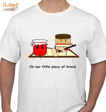 Peanut I%m-Peanut-Butter%C-You%re-My-Jelly T-Shirt
