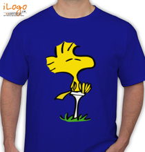 Peanut Woodstock-Tee-T-Shirt T-Shirt