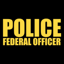 Police police-federal-officer T-Shirt