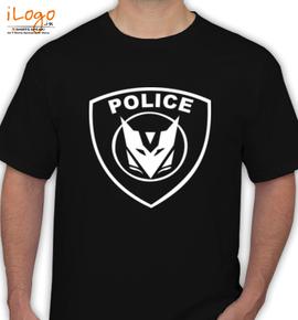 police - T-Shirt