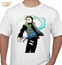 Yamato Naruto Yamato-anime T-Shirt