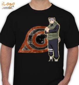 Captain-Yamato-Naruto - T-Shirt