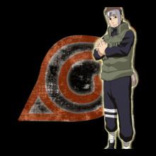 Yamato Naruto Captain-Yamato-Naruto T-Shirt