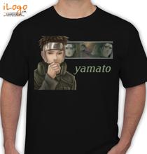 Yamato Naruto naruto T-Shirt