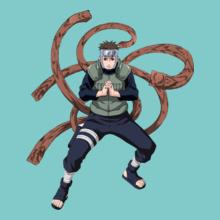 Yamato Naruto capitan-yamato-by-elninja-dyn T-Shirt