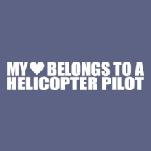 Helicopter-Pilot T-Shirt