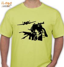 Fighter-Pilot T-Shirt