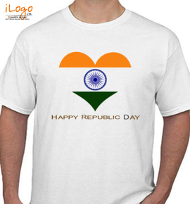 HAPPY REPUBLIC DAY - T-Shirt