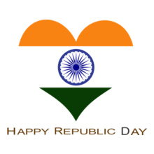 HAPPY-REPUBLIC-DAY T-Shirt