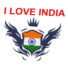 I-LOVE-INDIA--JAN T-Shirt