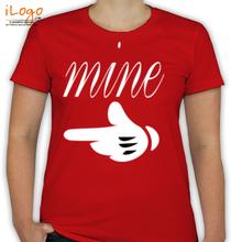 Couple mine- T-Shirt