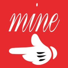 mine- T-Shirt