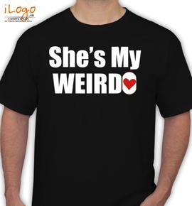 weird - T-Shirt