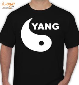 YANG - T-Shirt