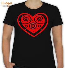 Valentine's Day LOVE- T-Shirt