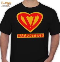 Valentine's Day VALENTINE--day- T-Shirt