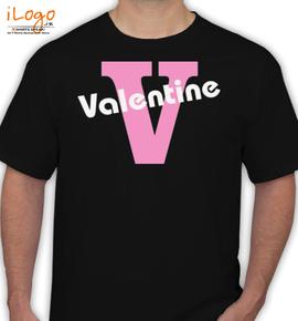 VALENTINE  - T-Shirt