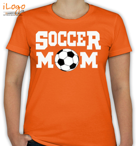 soccer mom ball - T-Shirt [F]