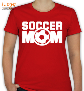 soccer mom wh - T-Shirt [F]