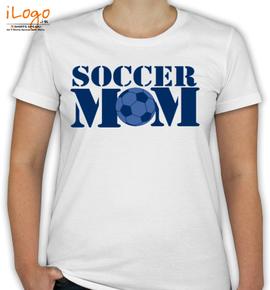 soccer mom  - T-Shirt [F]