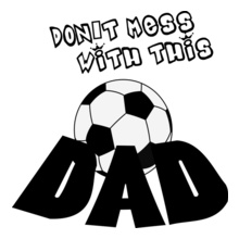SoccerConnections with-this-dad T-Shirt