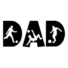 SoccerConnections dad-play- T-Shirt