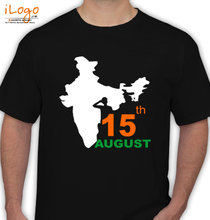 Independence Day Independence-day-India- T-Shirt