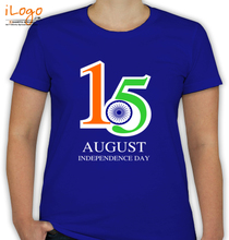 Independence Day -august T-Shirt