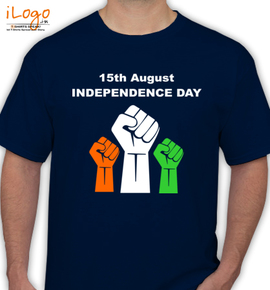 Indian-Tricolor - T-Shirt