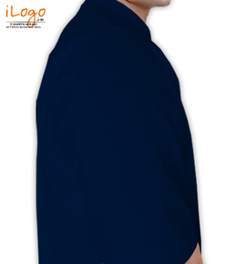 Indian-Tricolor Right Sleeve