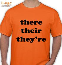 their T-Shirt