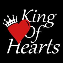 king-of-hearts T-Shirt