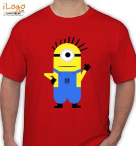 minions - T-Shirt